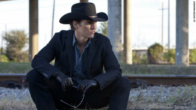 "Matthew McConaughey stars as Joe in ""Killer Joe."""