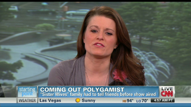 'Sister Wives' on challenges of polygamy