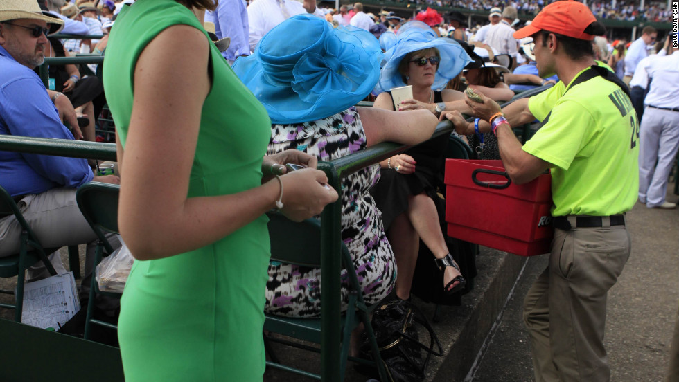 """Being in the state of Kentucky you have no choice but to get caught in the hospitality and warmness the locals offer. It has been all about the Derby, or """"derrrbee"""" as they pronounce it."""