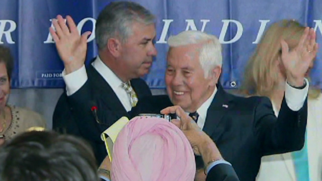 Sen. Lugar: Expect more partisanship