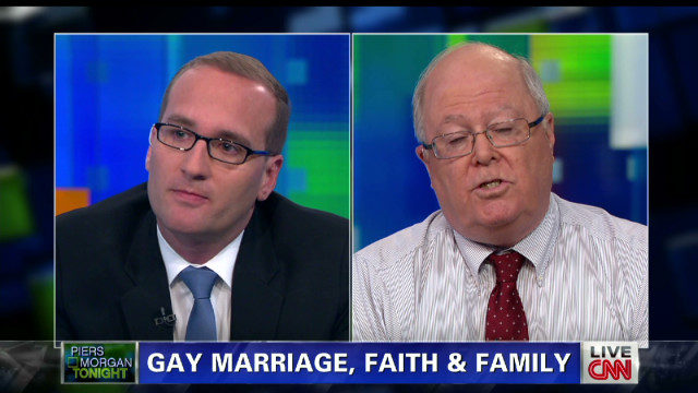 The gay marriage debate