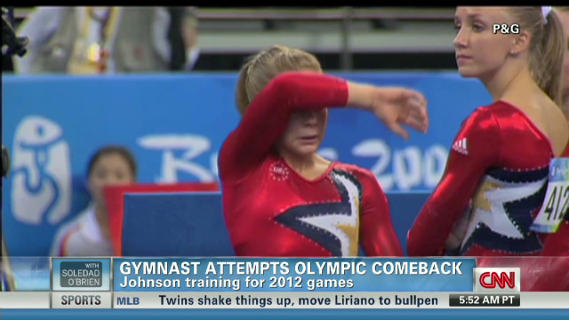 Johnson swings for more Olympic gold