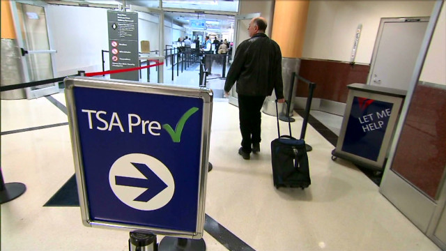 TSA to expand PreCheck program