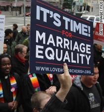 California Gay Marriage Vote 105