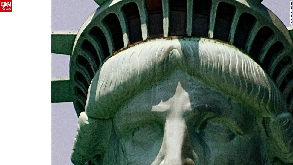 Lady Liberty is a popular attraction and an imposing reminder of our country's roots.