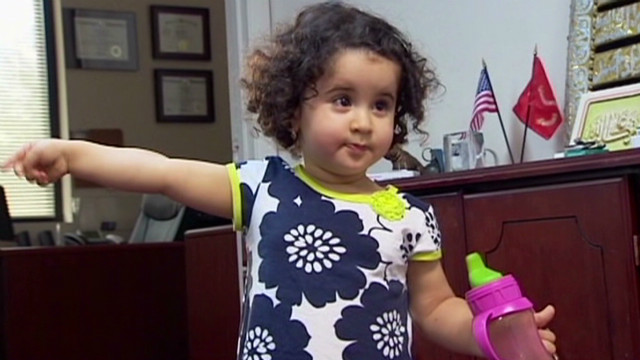 No-fly toddler? Girl removed from flight