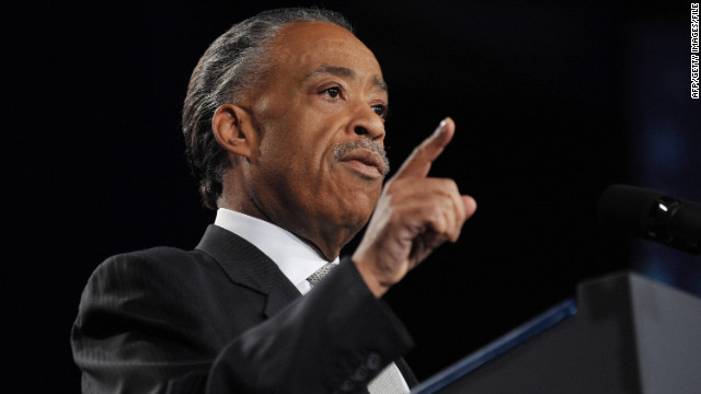 Sharpton talks role as FBI informant