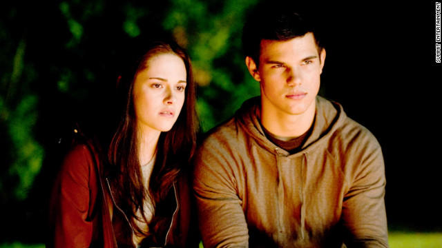 "Names like Bella, short for Isabella, and Jacob from ""The Twilight Saga: Eclipse"" made top 10 list of baby names in 2011."
