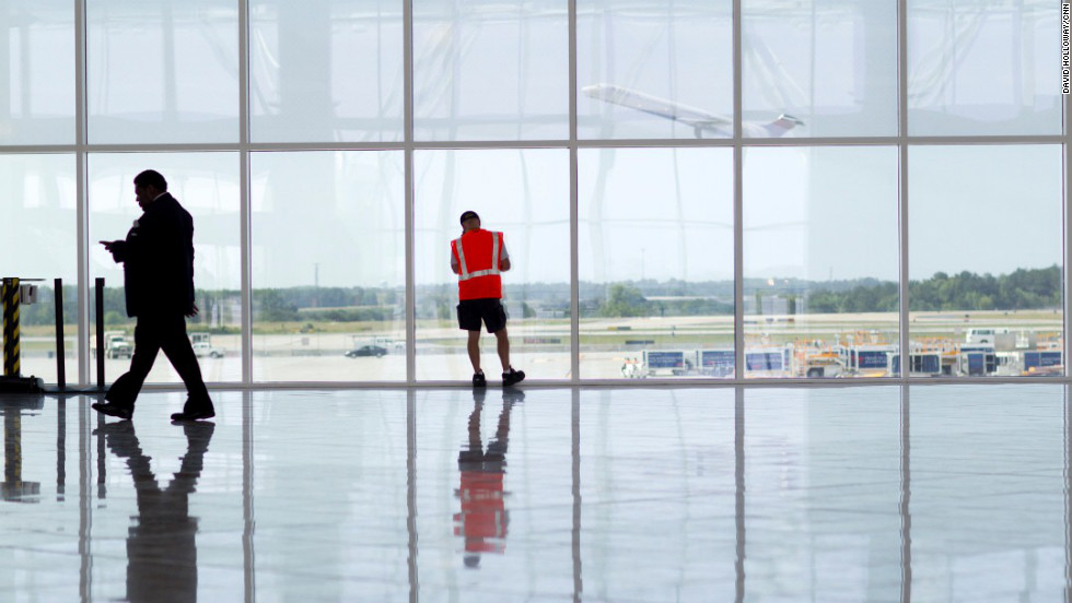 The new terminal is responsible for the direct and indirect employment of thousands of workers.