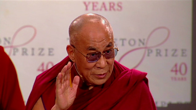 Dalai Lama silent on self-immolations