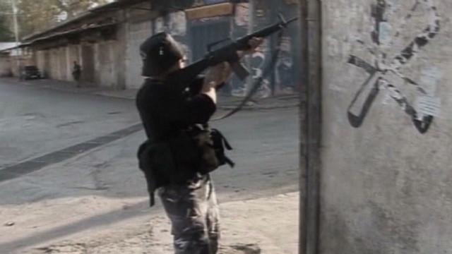 Syrian revolt spilling over into Lebanon