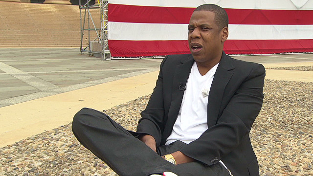 Jay-Z backs Obama on gay marriage