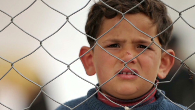 Syrian refugee camps: Lives in limbo
