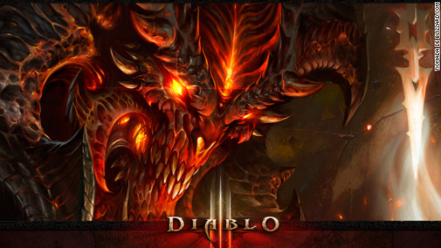 "Some ""Diablo III"" players have a love-hate relationship with it, glad for an update of the franchise but, often, wanting more."