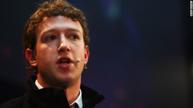 Zuckerberg's Facebook future in doubt