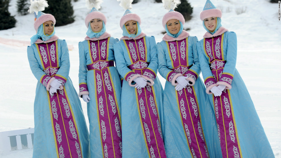 The 7th Asian Winter Games were held in Astan and Almaty, in 2011.