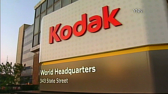 Uranium found at Kodak facility