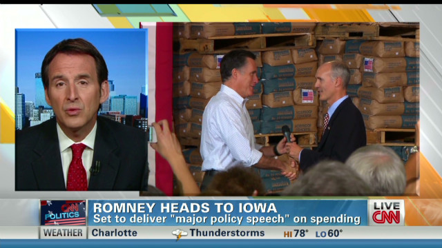 Pawlenty: Romney can help economy
