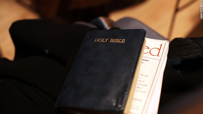 Reading the Bible daily helps CNN's Laura Bernardini feel a deeper connection to her religious roots.
