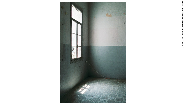 """From the """"Abandoned School"""" series by Lara Atallah of Lebanon"""