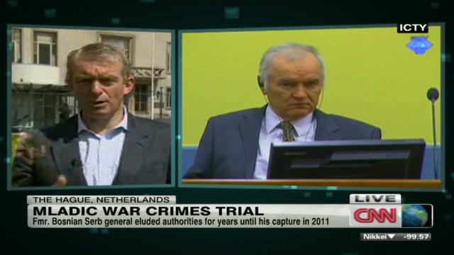 Mladic war crimes trial begins