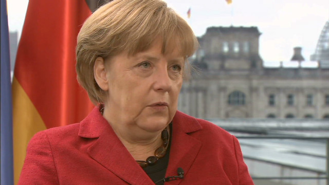 Merkel on Greece: Had to be done