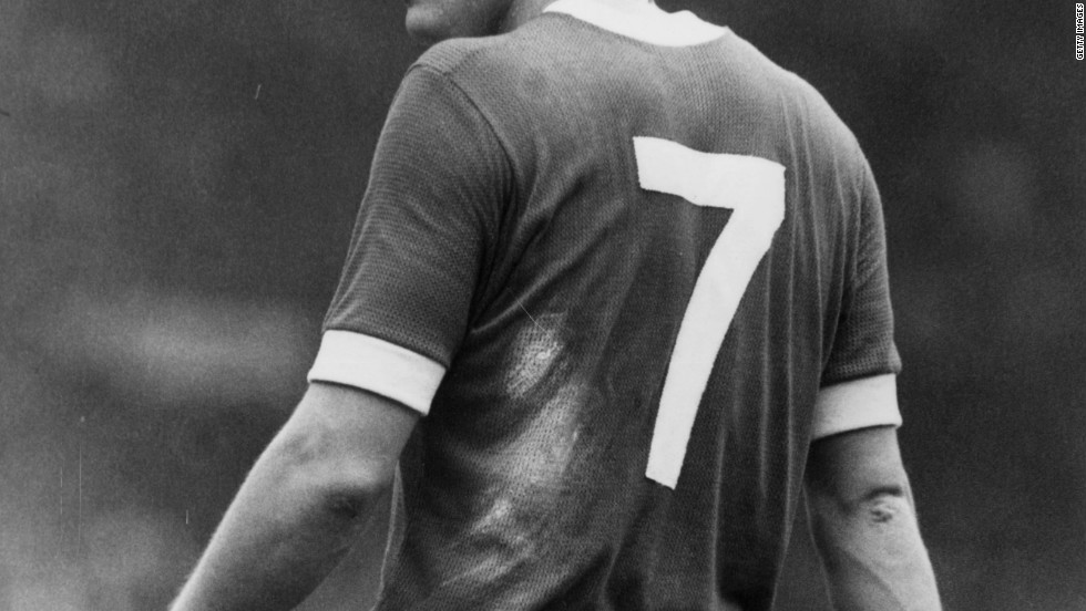 Dalglish arrived at Liverpool from Scottish team Celtic in 1977 and went on to play a starring in role in a golden period for the club.