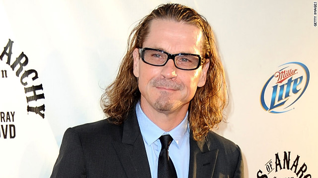"""Sons of Anarchy"" creator Kurt Sutter is putting the finishing touches on the final episodes of ""Outlaw Empires."""