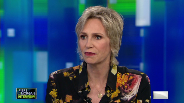 Jane Lynch: I take fame with a grain of salt