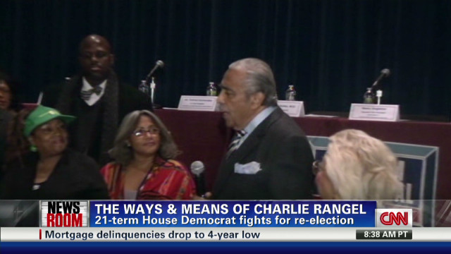 Rangel: My career will end in dignity