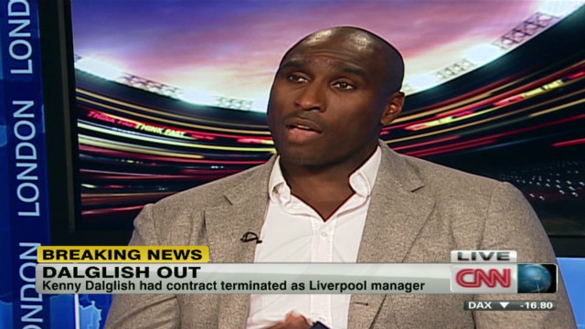 Campbell on Dalglish sacking