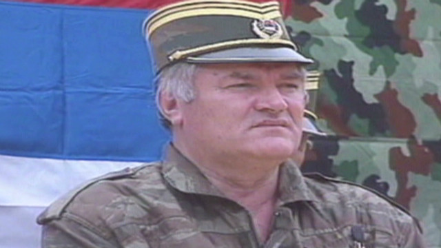 Bosnia Serb war criminal on trial