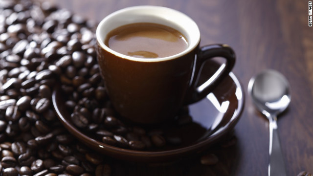 China's caffeine high