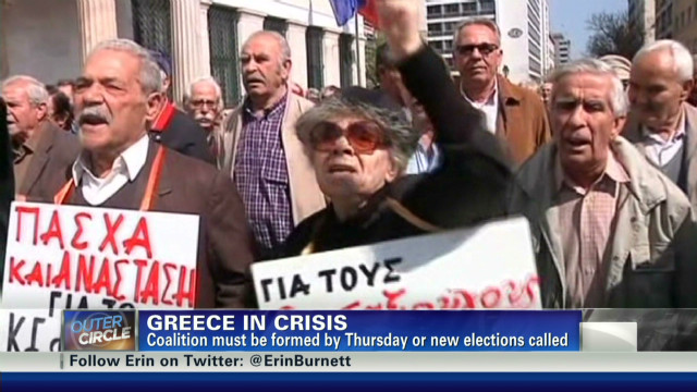 Outer Circle: Turmoil in Greece