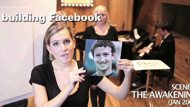 Mark Zuckerberg: The Musical