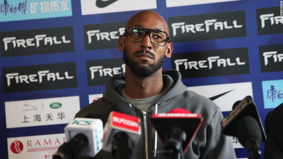 In addition to his playing duties, Anelka also had a brief spell in a coaching role at Shenhua following Tigana's departure in April. Drogba's arrival means Anelka will be reunited with his former Chelsea teammate.