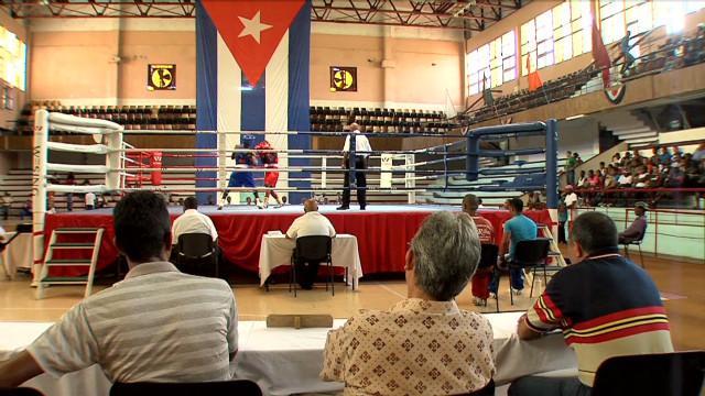 Cuba's punching pedigree