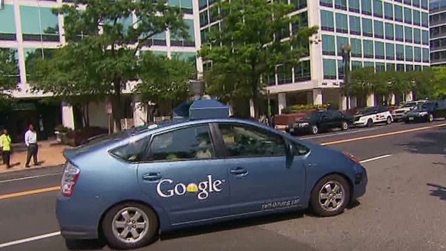 Cop Pulls Over Google Self Driving Car Finds No Driver To