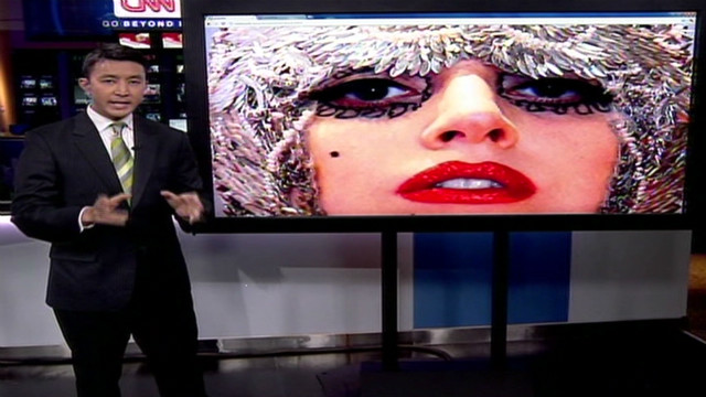 Lady Gaga versus Indonesia