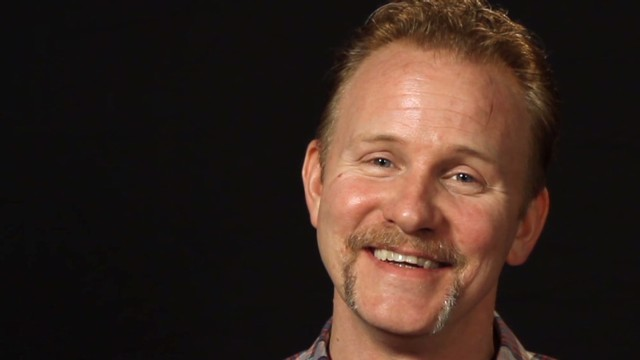 Morgan Spurlock was rejected and broke