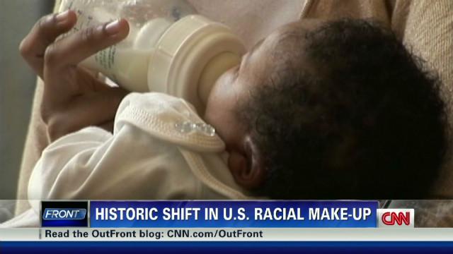 New majority: Minority babies