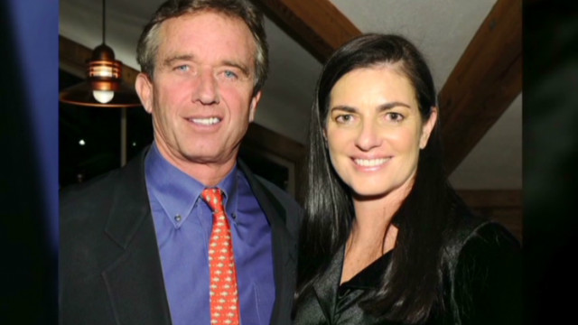RFK Jr.'s estranged wife found dead