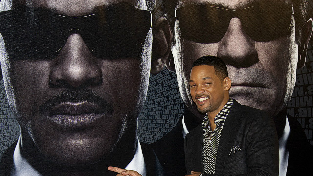 Will Smith on family and Men In Black 3