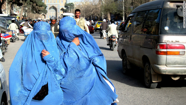A 2008 study by Global Rights revealed 87 percent of Afghan women reported suffering from domestic abuse.