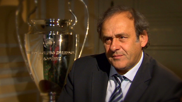 Platini: Bayern, Chelsea worthy of final