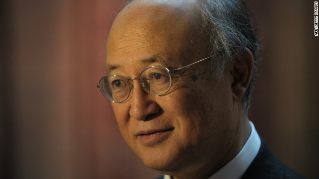 Yukiya Amano, the director-general of the International Atomic Energy Agency, will fly to Iran Sunday.