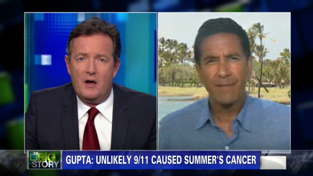 Dr. Sanjay Gupta on Donna Summer