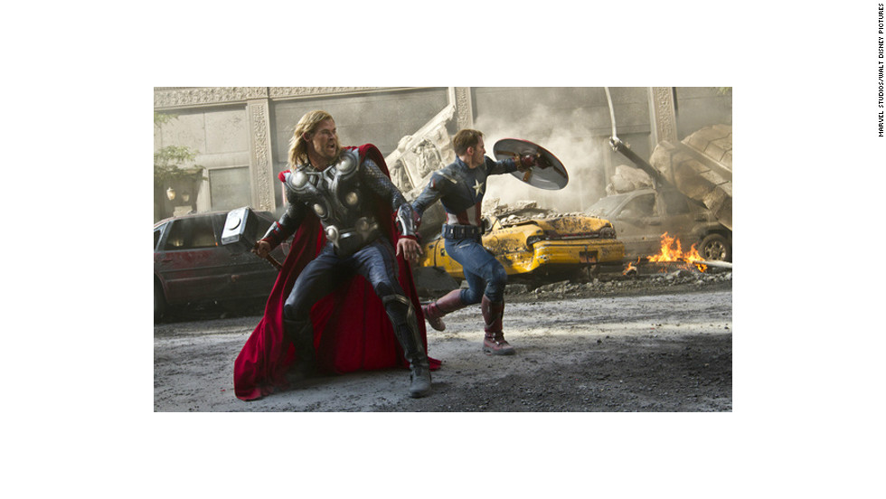 "No surprise here: If you paid any attention at all to <a href=""http://www.cnn.com/2012/05/21/showbiz/movies/avengers-box-office-battleship-ew/index.html?iref=allsearch"" target=""_blank"">""The Avengers'"" box office</a> reign after it opened in May, you knew it had to show up on a public-voted ""best"" list. It's the highest-grossing film this year, according to <a href=""http://boxofficemojo.com/yearly/chart/?yr=2012&p=.htm"" target=""_blank"">BoxOfficeMojo.com</a>, earning $623 million domestically to date. <a href=""http://marquee.blogs.cnn.com/2012/08/08/joss-whedon-set-for-avengers-sequel/?iref=allsearch"" target=""_blank"">The sequel is on its way.</a>"