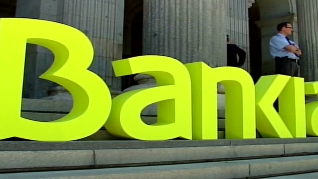 Bankia troubles put Spain on edge