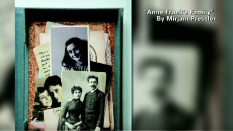 Anne Frank's family tried in vain to flee to the US